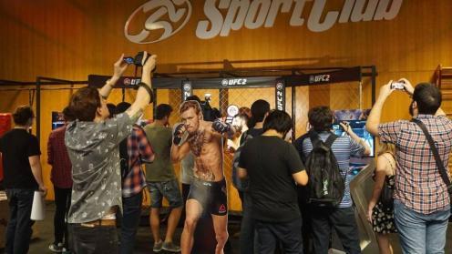 Cultura Geek UFC 2 Evento 10