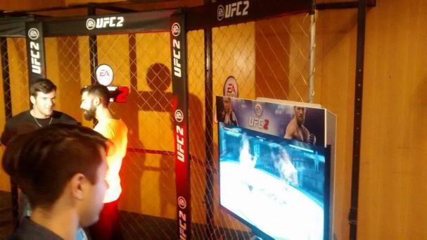 Cultura Geek UFC 2 Evento 2