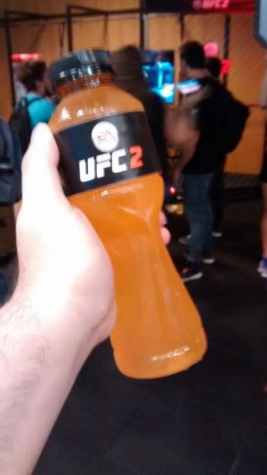 Cultura Geek UFC 2 Evento 5