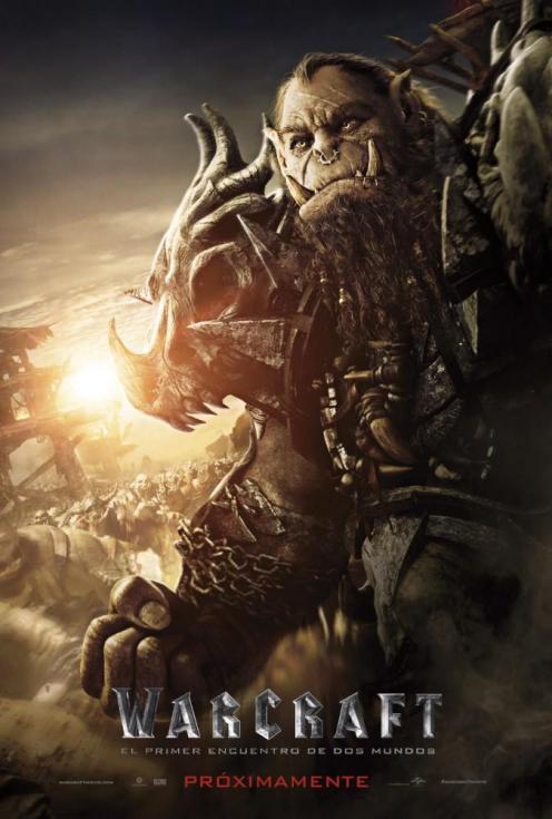 Cultura Geek Warcraft Posters Promocionales 3