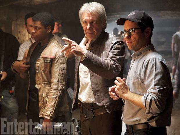 Star Wars Force Awakens Han Solo