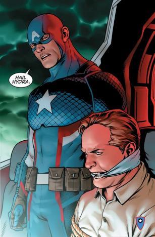 Captain America a