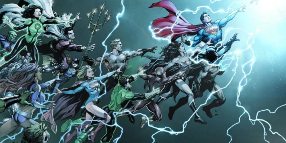 DC Rebirth a