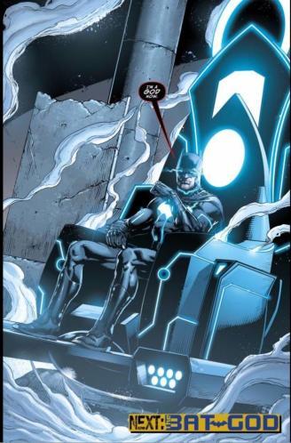 DC Rebirth e