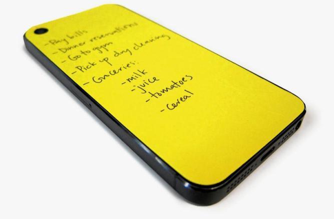 Paperback: el bloc de notas adhesivas para tu iPhone