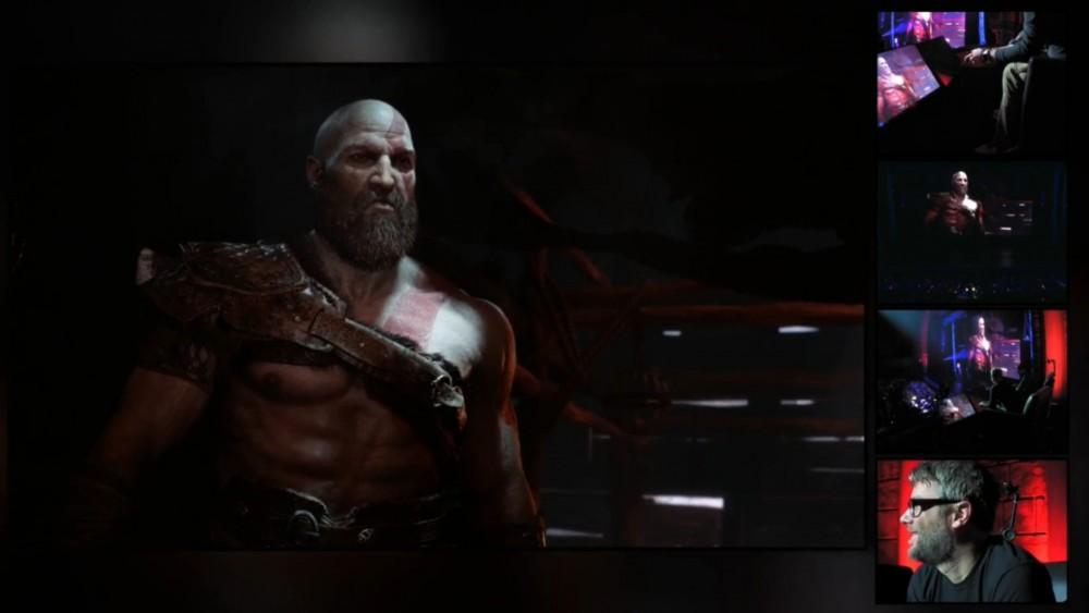 Cultura Geek E3 2016 Playstation God of War 4