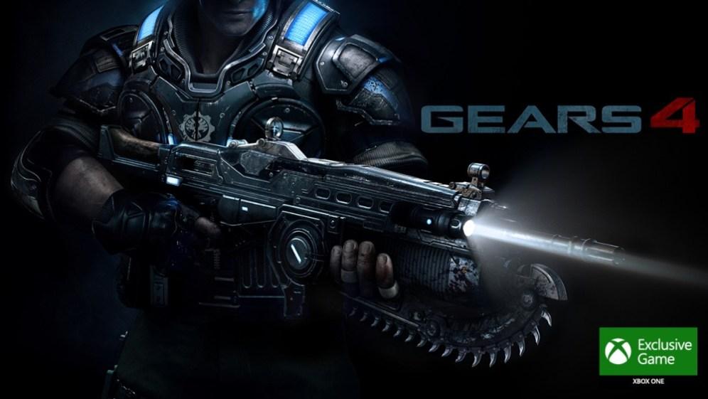 Cultura Geek Microsoft E3 2016 Gears 4