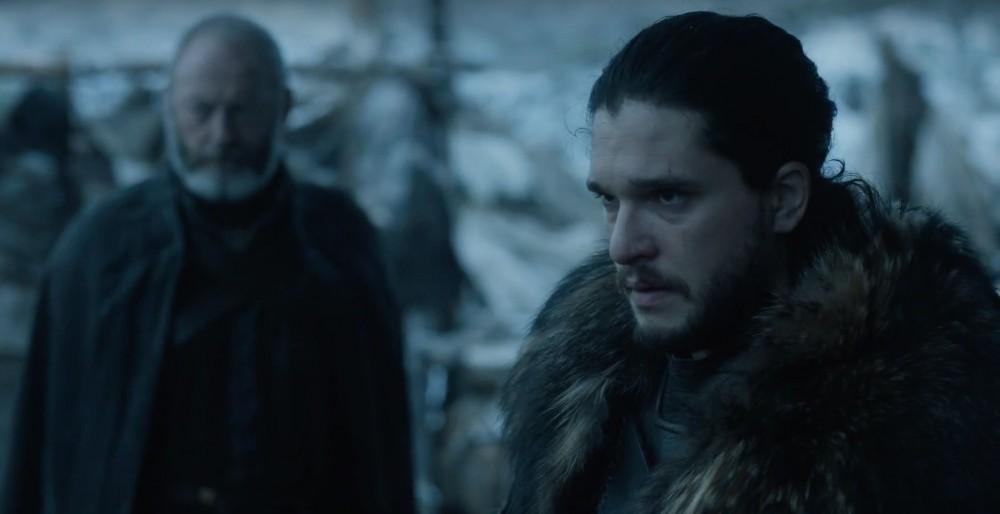 Game of Thrones Jon Snow h