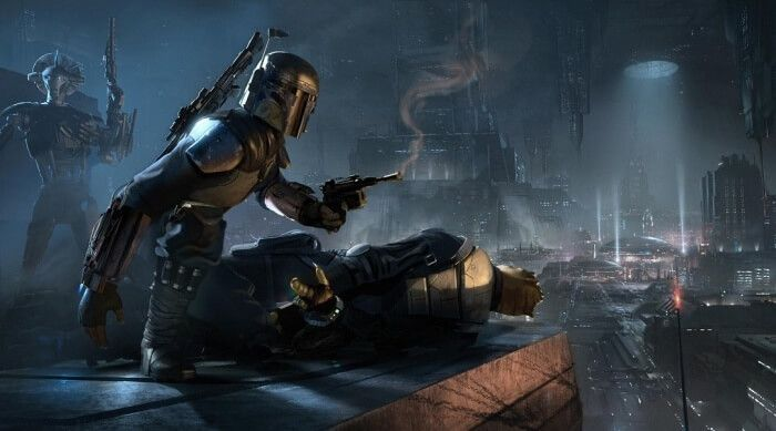 Cultura Geek Star Wars Visceral Games 2