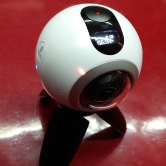 Culturageek.com.ar Camara Samsung Gear 360