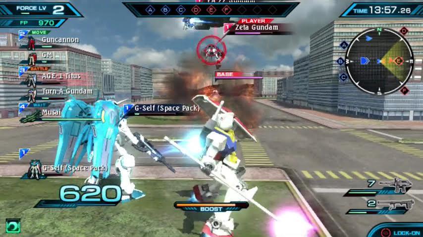 Bandai Gundam 1 culturageek.com.ar