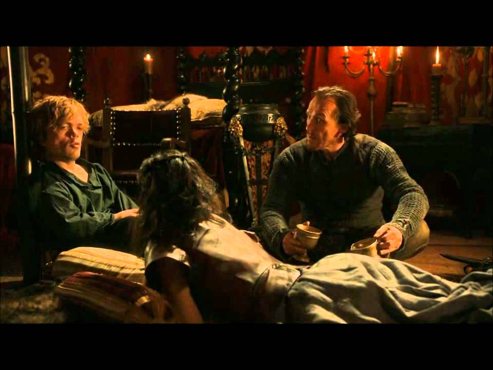 Cultura Geek Game of Thrones Tyrion Lannister TV Libro 3