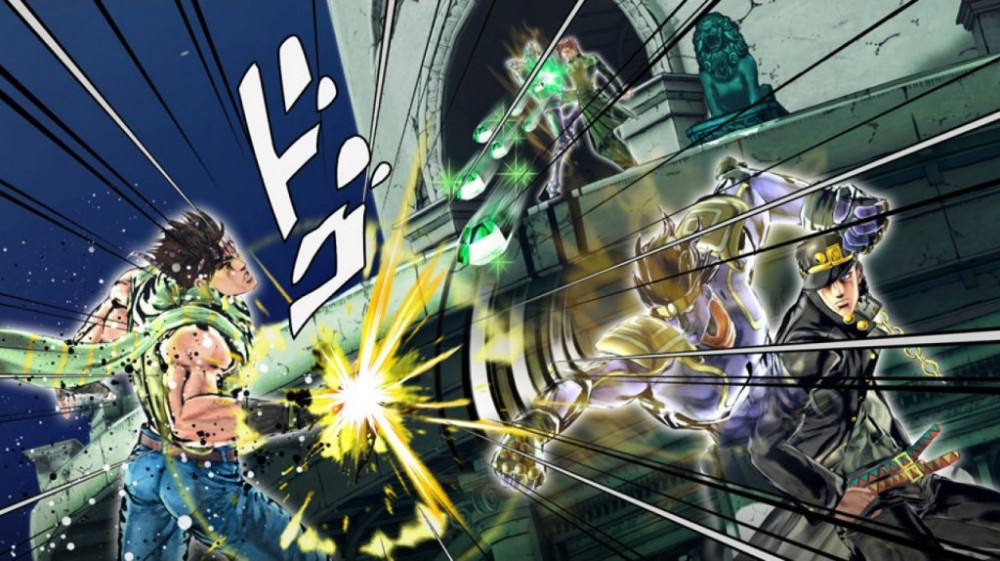 Cultura Geek Jojo's Bizarre Adventure Eyes of Heaven Review 3