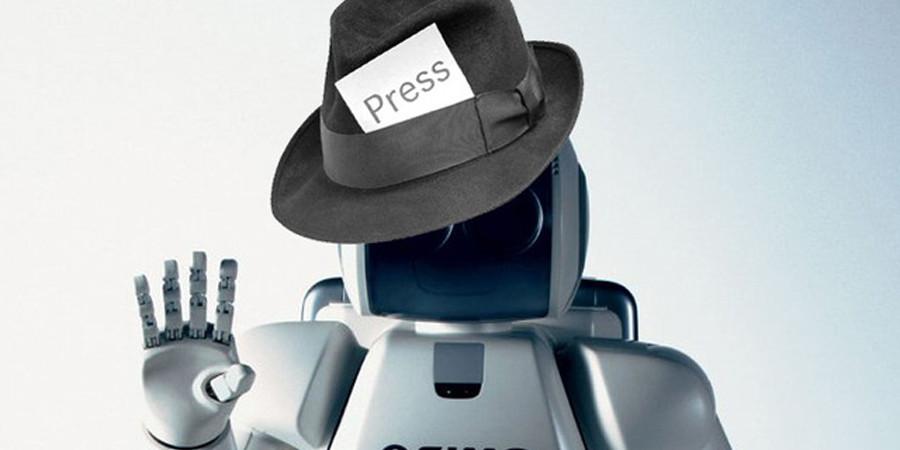 Cultura Geek Robots Periodistas 1