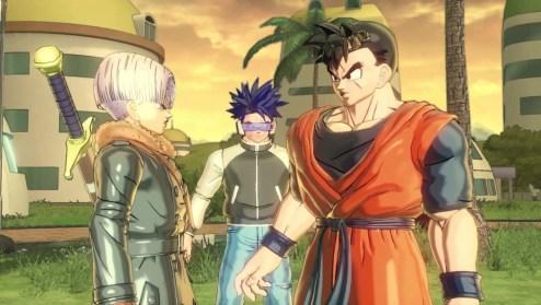 Dragon Ball Xenoverse 2 b