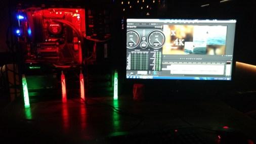 www.culturageek.com.ar HyperX Cloud X presentación argentina 1