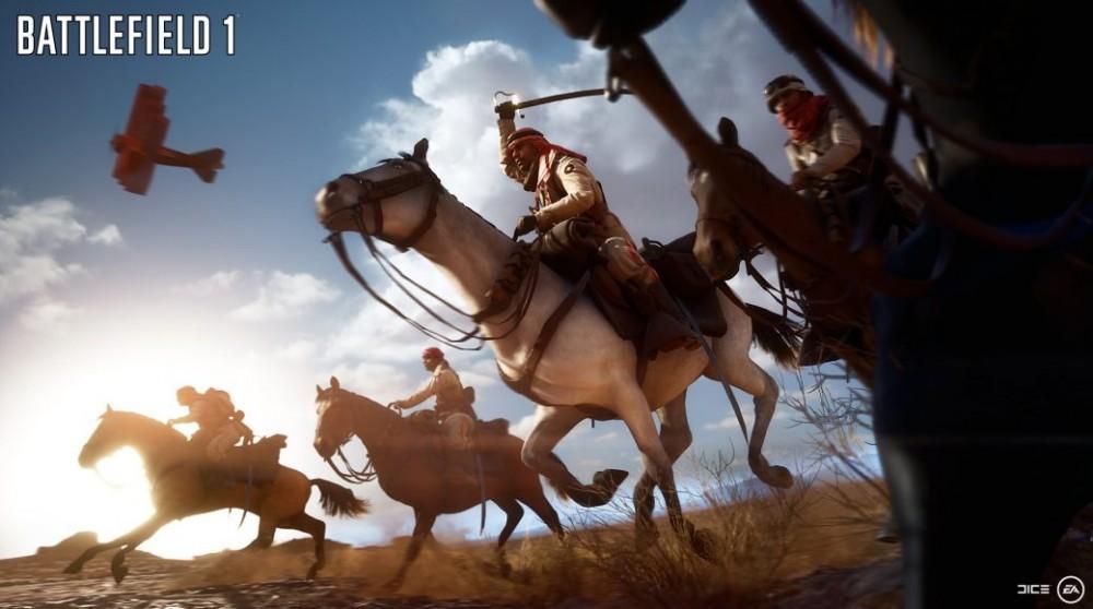 Cultura Geek Gamescom 2016 Battlefield 1
