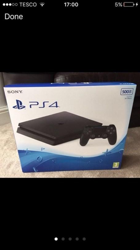 Cultura Geek PlayStation 4 Slim 2