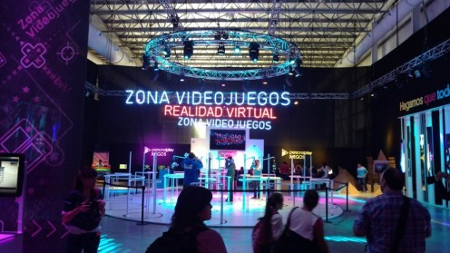 www.culturageek.com.ar Desafio Gamer Realidad Virtual Tecnópolis 5