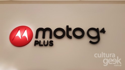 www.culturageek.com.ar Moto G4 presentación argentina 5