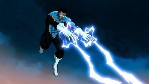 Black Lightning Cultura Geek