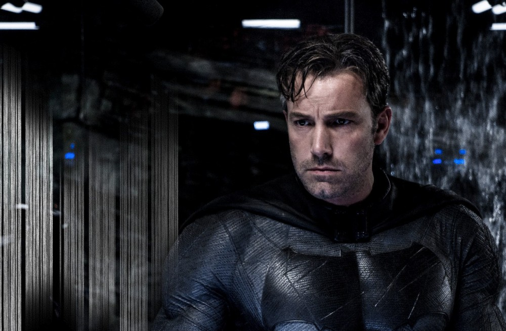 Ben Affleck batman v superman cultura geek