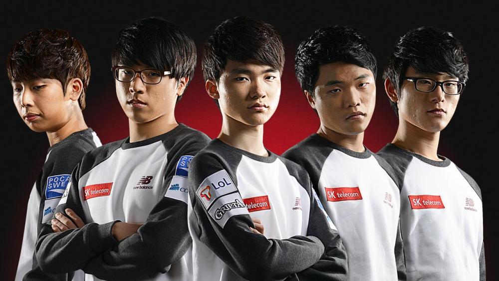 www.culturageek.com.ar SK Telecom T1 Campeón LoL 1