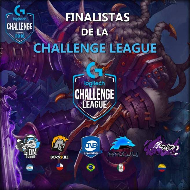 www.culturageek.com.ar Logitech G Challenge Diciembre 2016 2