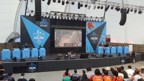 Logitech g challenge www.culturageek.com.ar