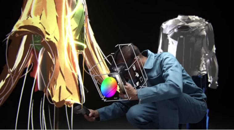 Arte VR - Artistas plásticos y Realidad Virtual