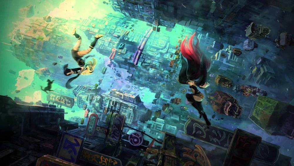 www.culturageek.com.ar Gravity Rush 2 PS4 Demo 2