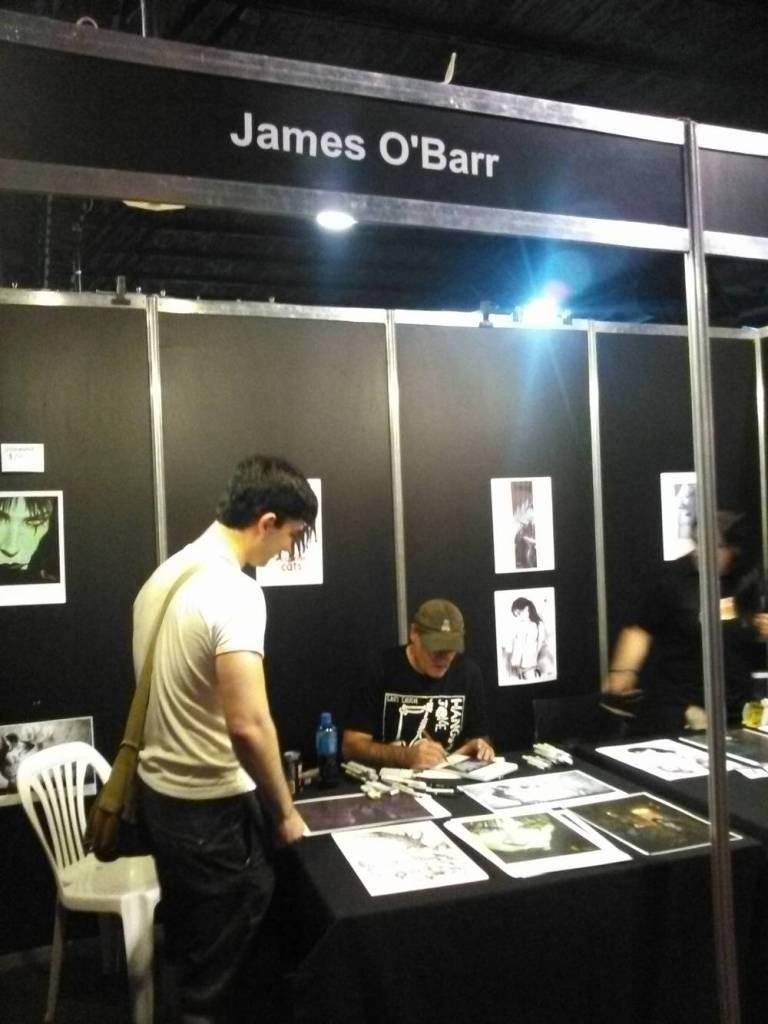 James O´Barr