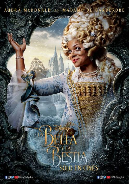 La Bella y la Bestia - www.culturageek.com.ar