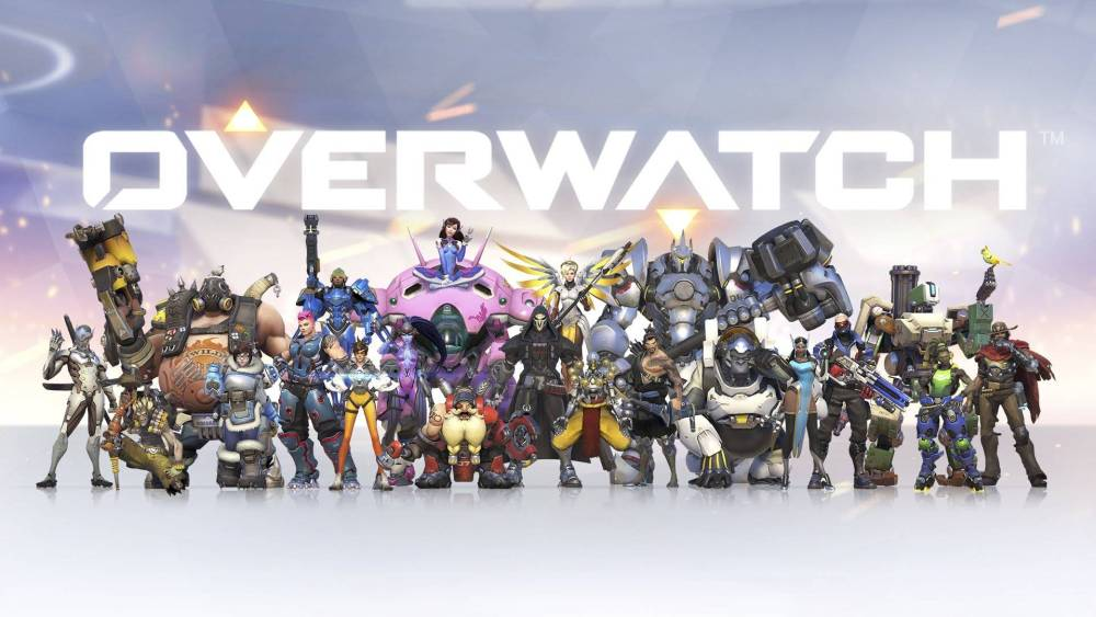 Overwatch XXX culturageek.com.ar