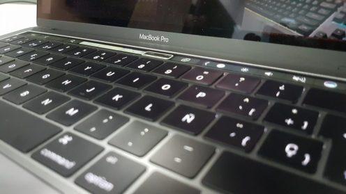 review macbook pro touchbar culturageek.com.ar