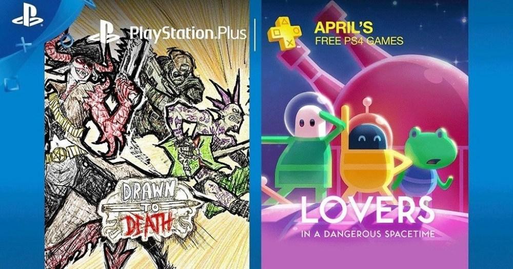 Playstation Plus Anunciaron Los Juegos Gratuitos De Abril 2017