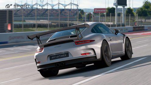 Culturageek.com.ar Gran Turismo Sport Porsche 2