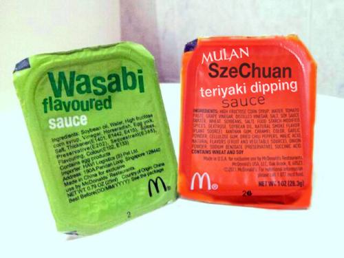 rick and morty salsa szechuan