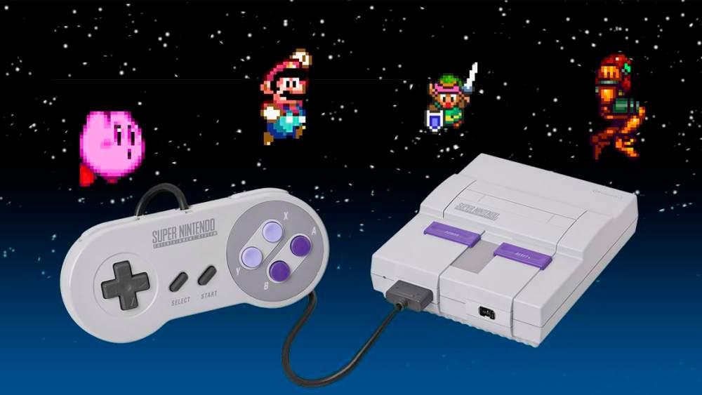 Nintendo Confirma El Snes Classic Edition Y Anuncia Fecha De