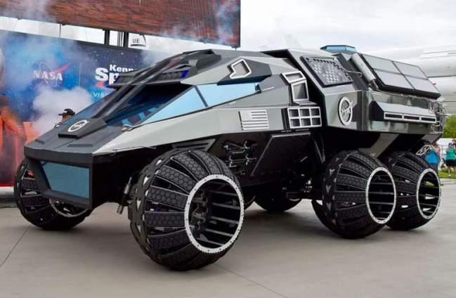 Mars Rover.