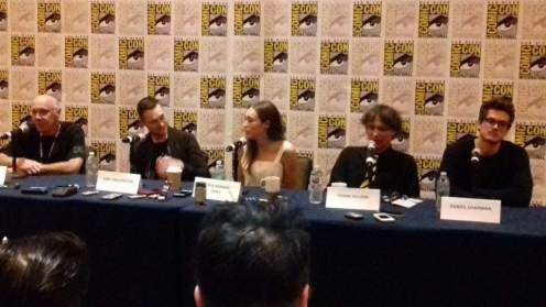Culturageek.com.ar Fear The Walking Dead Panel Comic-con 2