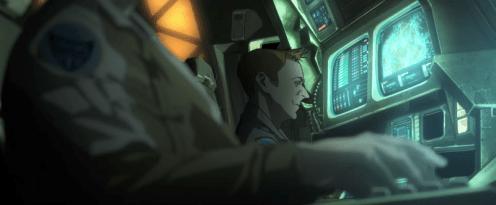 CulturaGeek.Com.Ar Blade Runner Anime 7