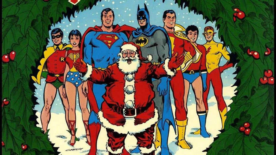 Peliculas Dibujos Animados De Navidad.Top 5 Los Mejores Comics Navidenos De Dc Y Marvel Cultura