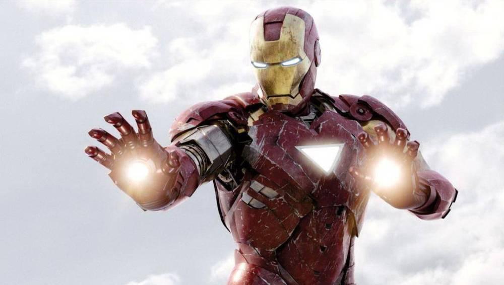 image  iron man