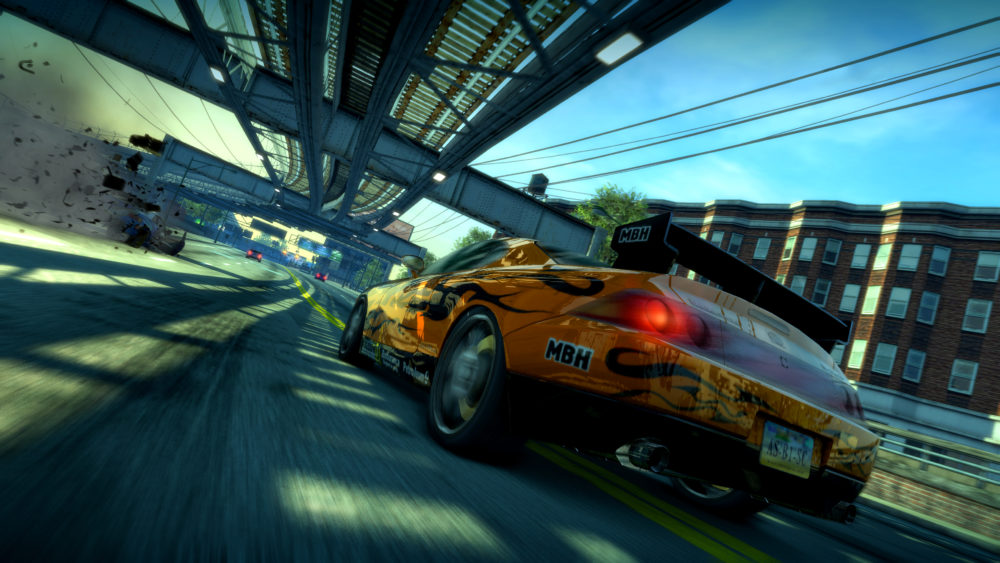 Burnout Paradise Remastered no incluirá micropagos