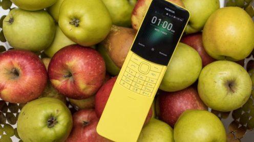 Culturageek.com.ar - MWC 2018 Nokia 8110 Reloaded Retro