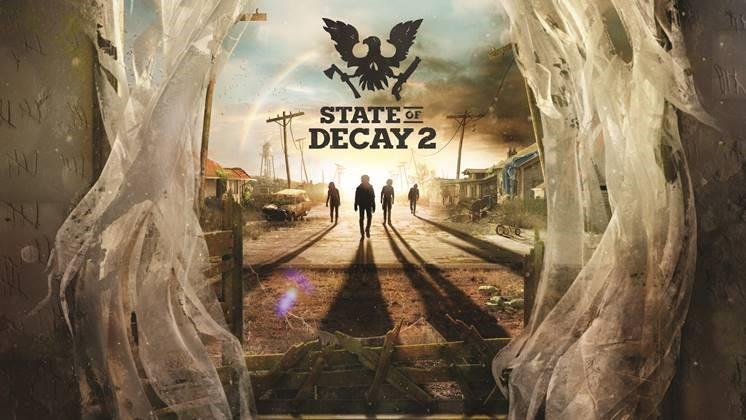 """State of Decay 2 llegará este mayo"""""""