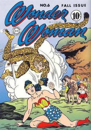 Wonder Woman Vol 1 #6 1943