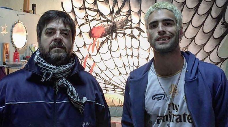 Nicolás furtado el marginal diosito www.culturageek.com.ar
