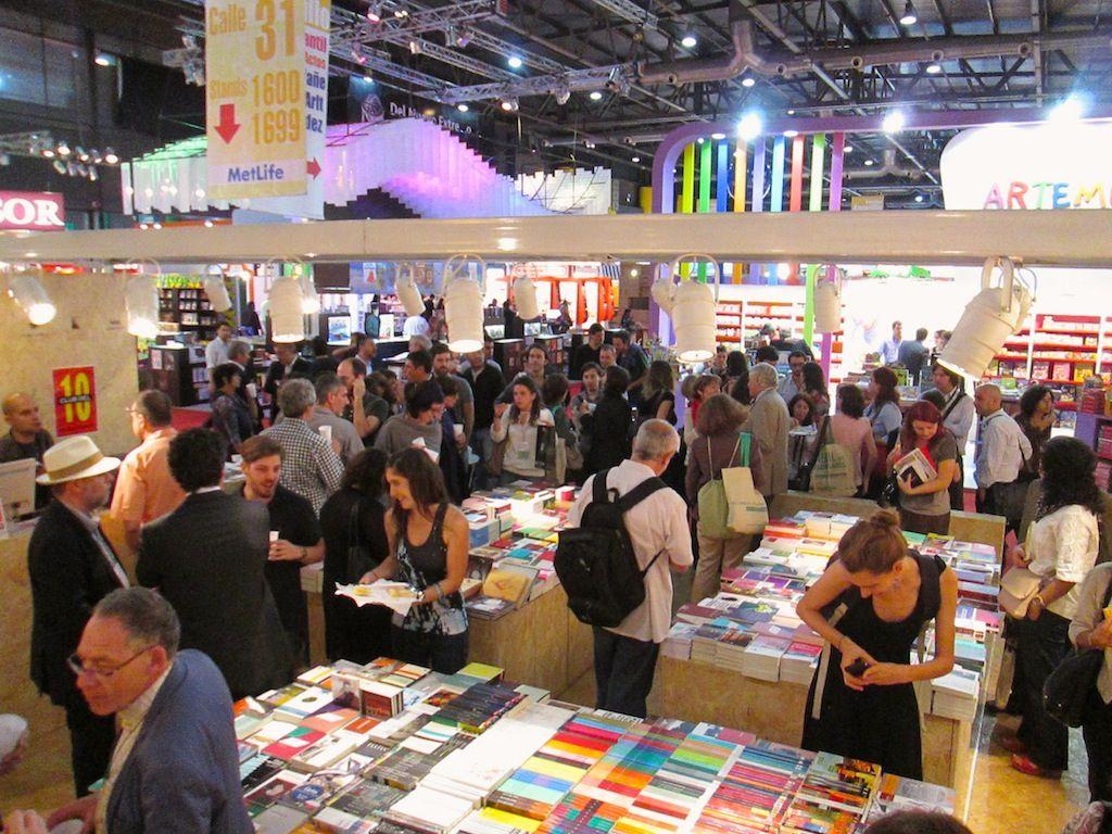 Resultado de imagen para Feria del Libro de Buenos Aires 2018